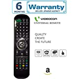 MEPL® Videocon Universal LED/LCD TV Remote ( Works With All Videocon Tv Models)
