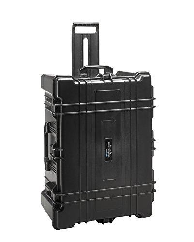 B&W International 1.7640/B/SI Valise étanche pour Appareil Photo Anti-choc Type 78 Noir