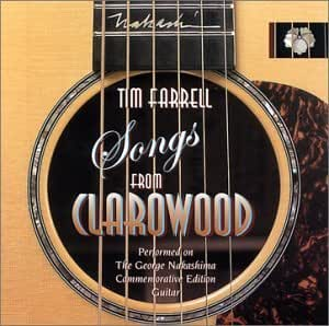 songs from clarowood tim farrell musique. Black Bedroom Furniture Sets. Home Design Ideas