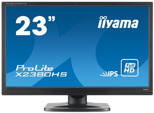 Iiyama X2380HS-B 23-Inch LED Backlit/LCD Screen