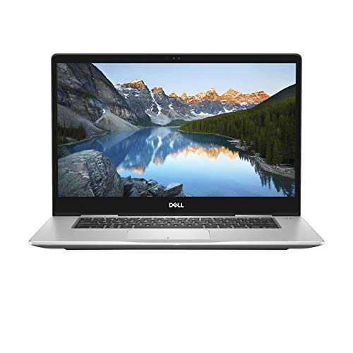 Dell Inspiron Core i7 8th Gen 15.6-inch FHD Thin & Light Laptop (8GB/1TB + 128GB SSD/Win 10/2GB Graphics/MS Office Home and Student 2016/Silver), N7580