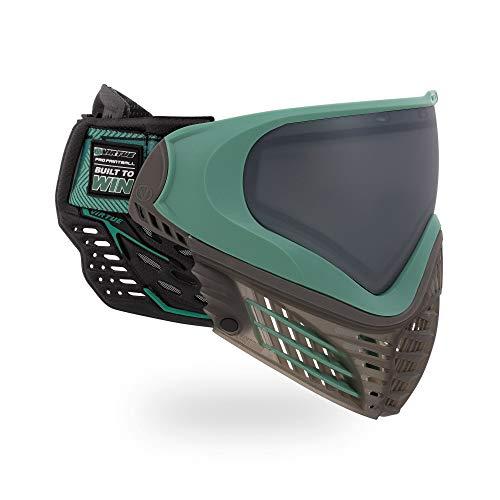 Virtue VIO Contour II Thermal Paintball Maske/Goggle - Slate Grün