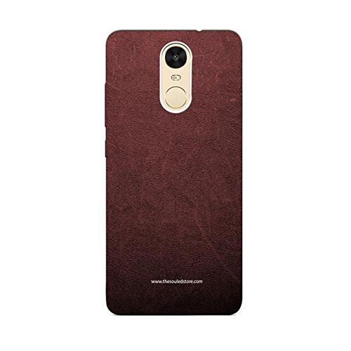 Vintage Leather Xiaomi Redmi Note4 Mobile Case by The Souled Store