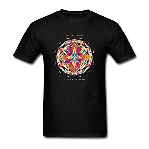los-hombres-de-la-cat-empire-2016-world-tour-concierto-t-shirt-largeblack-lnegro
