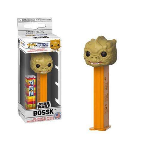 Funko Star Wars Bossk Pop! Pez Candy & Dispenser (Pez-star Wars-candy & Dispenser)