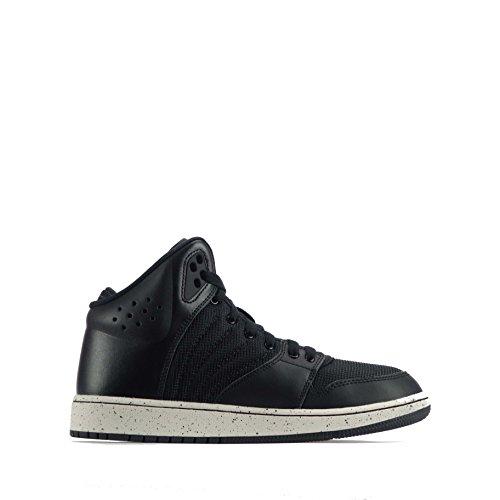 Nike Black / Mtlc Gold-black, espadrilles de basket-ball garçon black pure platinum black 020