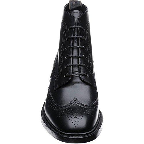 loake-burford-on-danite-rubber-sole-with-a-free-black-wax-polish-9-uk