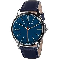 TokyoBay Brindisi Uhr, Blau