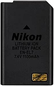 Nikon En El7 Li Ion Battery For 8400 8800 Camera Photo
