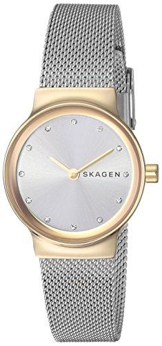Skagen Analog White Dial Women's Watch-SKW2666 image
