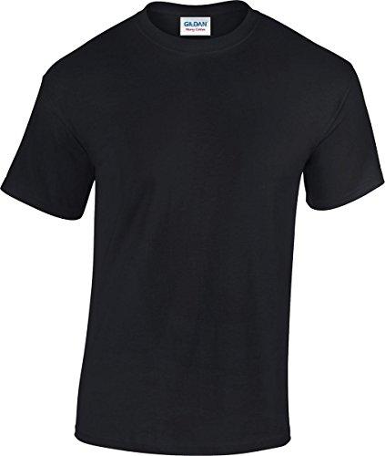 GILDAN -T-shirt  Uomo-Donna Antique Jade Dome
