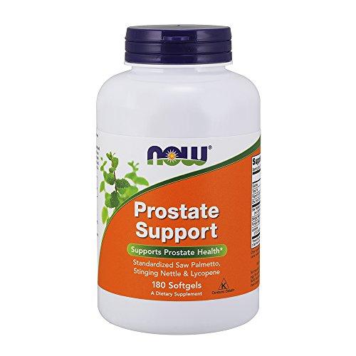 Now Foods Prostate Support (Prostata-Gesundheit) Mit Sägepalme 180 Kapseln