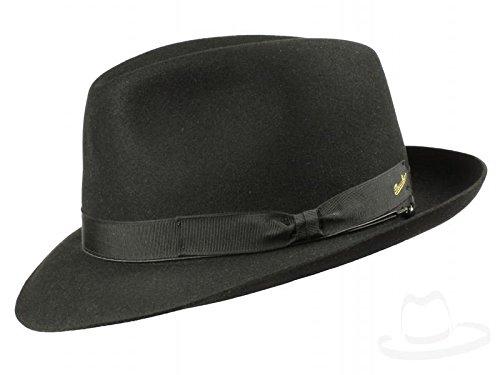 borsalino-vicuna-fedora-sombrero-de-fieltro-de-pelo-fieltro-negro-negro-56