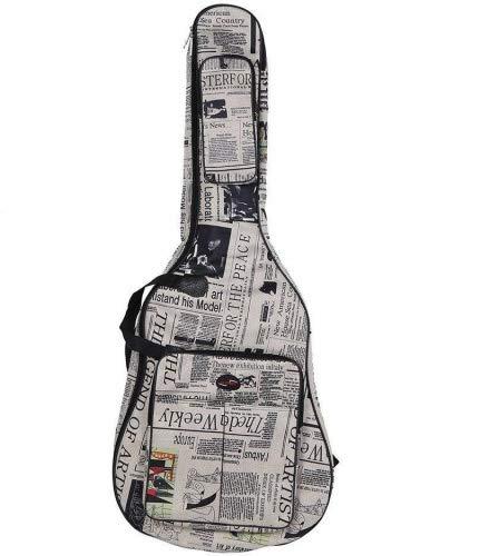Andoer Funda Guitarra 41 Pulgadas 600D Resistente