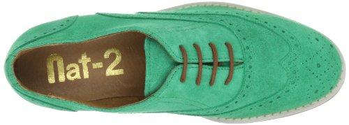 Nat-2 BOB, Chaussures à lacets femme Vert-TR-E1-67