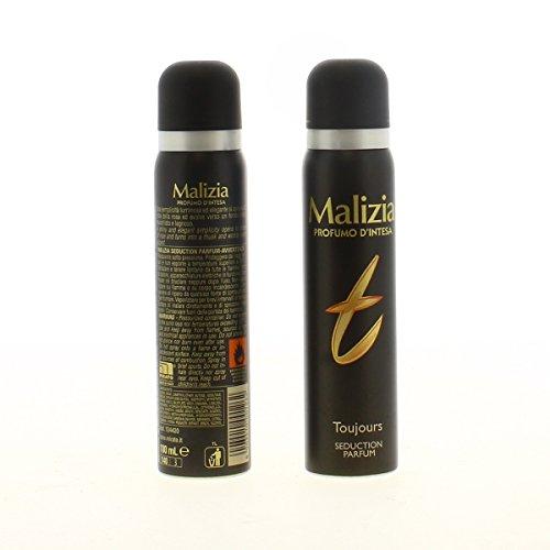 Malizia Deodorante Toujours 100 ml Spray Donna
