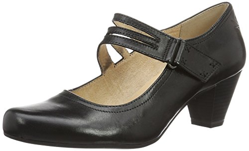 Caprice 24203, Damen Pumps, Schwarz (BLACK NAPPA), 40 EU (6.5 UK)