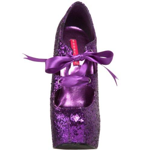 Bordello TEE10G/PUR EscarpinsTeeze Femmes Violet