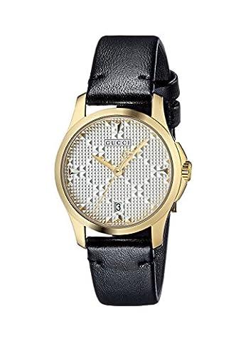 Gucci Damen-Armbanduhr YA126571