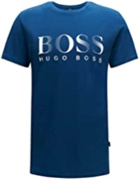 Boss T Shirt RN UV Protection in Navy