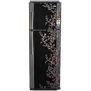 LG 320 L 4 Star Frost-Free Double Door Refrigerator (GL-338VE4, Violet Black)