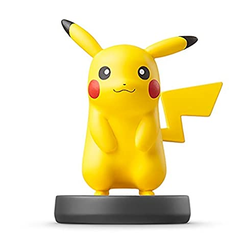 Amiibo Pikachu - Super Smash Bros. series Ver. [Wii U]