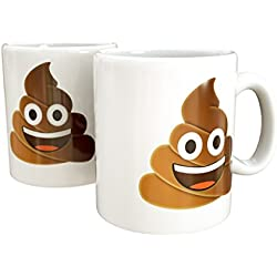 Mug Emoticono Poo