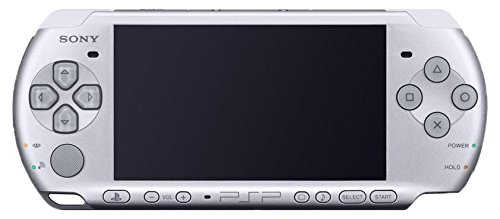 PlayStation Portable - PSP Konsole Slim & Lite 3004, silber