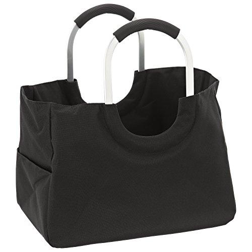 Dailydream® Einkaufstasche, Größe L, in schwarz