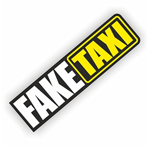Fake Taxi Shocker Hand Auto Aufkleber JDM Tuning OEM DUB Decal Stickerbomb Bombing Sticker illest dapper fun oldschool