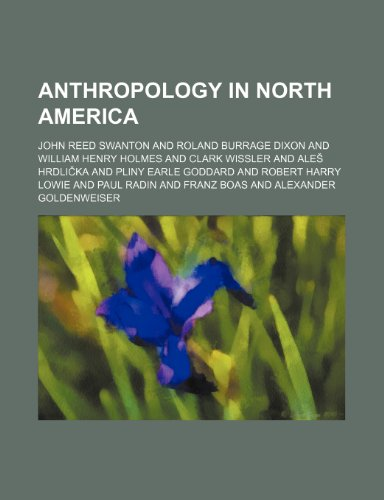Anthropology in North America