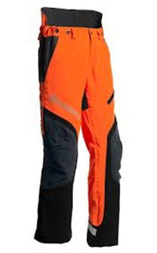 Husqvarna Schnittschutzhose technische (groß), Typ C, Rundumschutz mit 4-fach Stretch