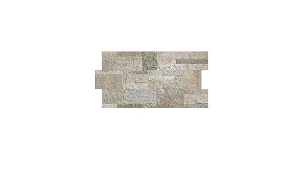 Piastrella gres fiordo rockstyle effetto pietra rivestimento