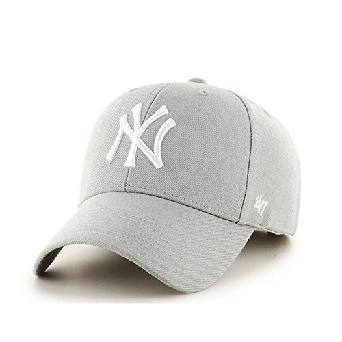47 Brand New York Yankees MVP Cap - Grey