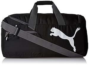 Puma Unisex Sportstasche Fundamentals M, black, 61 x 29 x 31cm, 54 Liter, 073395 01