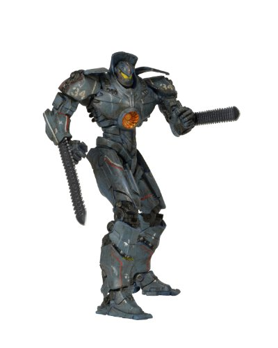 Pacific Rim Series II Jaeger Gipsy Danger Figure