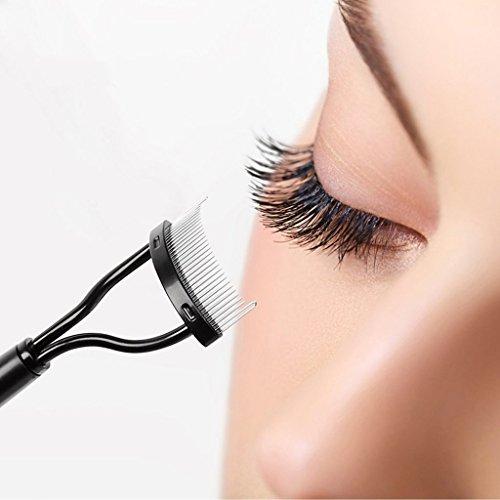 MSQ Wimper Kamm Augenbraue Pinsel Kosmetische Pinsel Sind Entworfen Mascara...