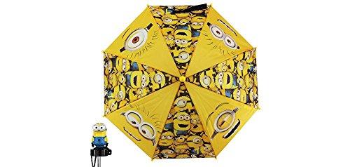 Despicable Me 2Minions Regenschirm geformter Handgriff für Kinder und Kleinkinder X 2