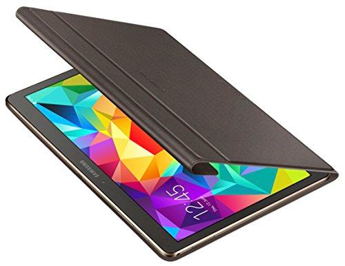 hülle Book Case Cover für Galaxy Tab S 10.5 Zoll - Braun ()