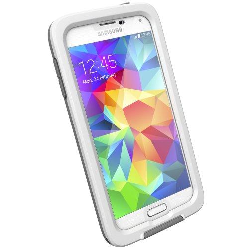 LifeProof gratis Schutzhülle für Galaxy S5, Plastik, weiß, Samsung Galaxy S5 (Lifeproof Case Samsung Galaxy S5)