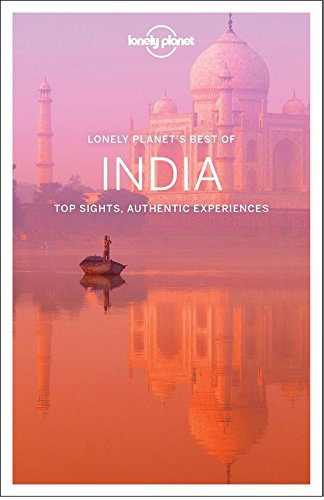 Descargar Libro Best of India de Lonely Planet