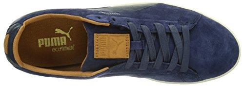 Puma Modern Court Citi Series Nm1, Baskets mode mixte adulte Bleu (Peacoat 01)