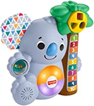 Fisher-Price Linkimals Counting Koala Musical Infant Toy GRG61
