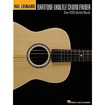 Hal Leonard Baritone Ukulele Chord Finder Uke