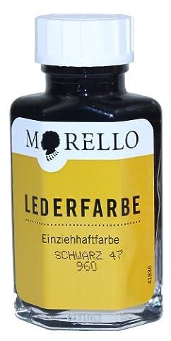 Morello Lederfarbe für Glattleder 40ml