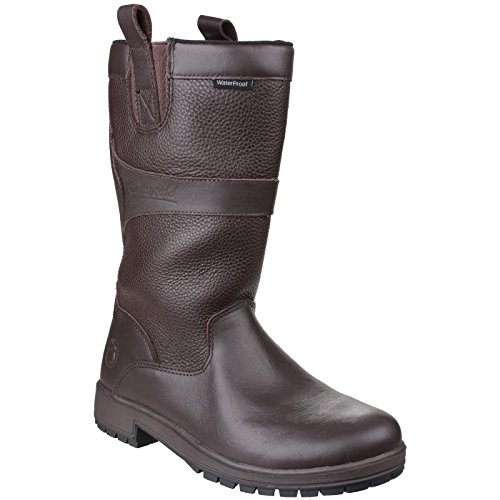 Cotswold Womens/Ladies Ascot Waterproof Pull On Wellington Boots