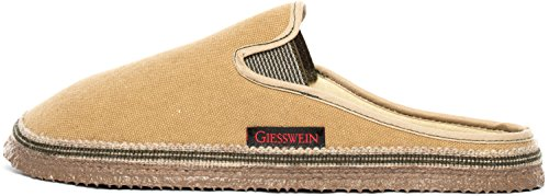 Giesswein Petersdorf, Chaussons Mules Doublé Chaud Homme