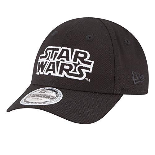 New Era Star Wars Glow In The Dark 9Forty Strapback Cap Black Youth Jugendliche