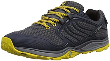 Merrell Verterra Sport Gore-Tex, Men's Lace-Up Trekking and Hiking Shoes
