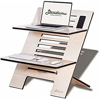 Stehschreibtisch Monkey Desk Von Room In A Box Largeschwarz